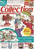 img - for Cross Stitch Collection Magazine (December 2014, Issue 243) book / textbook / text book
