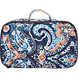 Vera Bradley Luggage Women's Blush & Brush Makeup Case Marrakesh Luggage Accessory