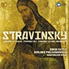 Stravinsky Symphony of Psalms / Symphony in C / Symphony in Three Movements