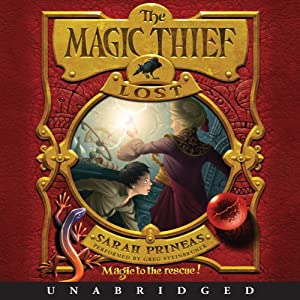 The Magic Thief: Lost | [Sarah Prineas]