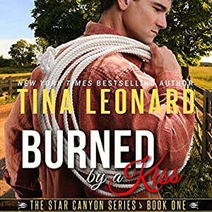 Burned by a Kiss Audiobook