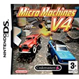 Micro Machines v4 (Nintendo DS)by Codemasters