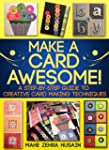 Make a card awesome! A step-by-step g...