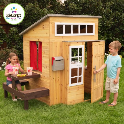 Outdoor Playhouses Toy : Kids outdoor playhouses backyard toys