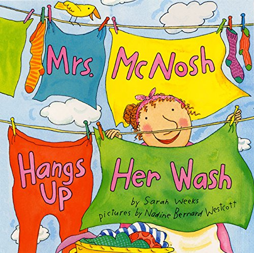 Mrs. McNosh Hangs Up Her Wash (Laura Geringer Books (Paperback))