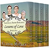 Fairfield Amish Romance: Lessons of Love Boxed Set (Fairfield Amish Romance Boxed Sets)