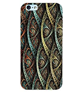 APPLE IPHONE 6 PATTERN Back Cover by PRINTSWAG