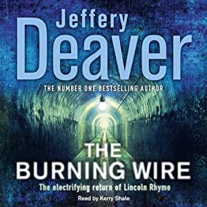Burning Wire Audiobook