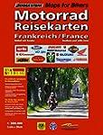 RV Motorrad-Reisekarte Frankreich S�d...