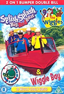 Amazon.com: Wiggles - Splish Splash, Big Red Boat / Wiggle