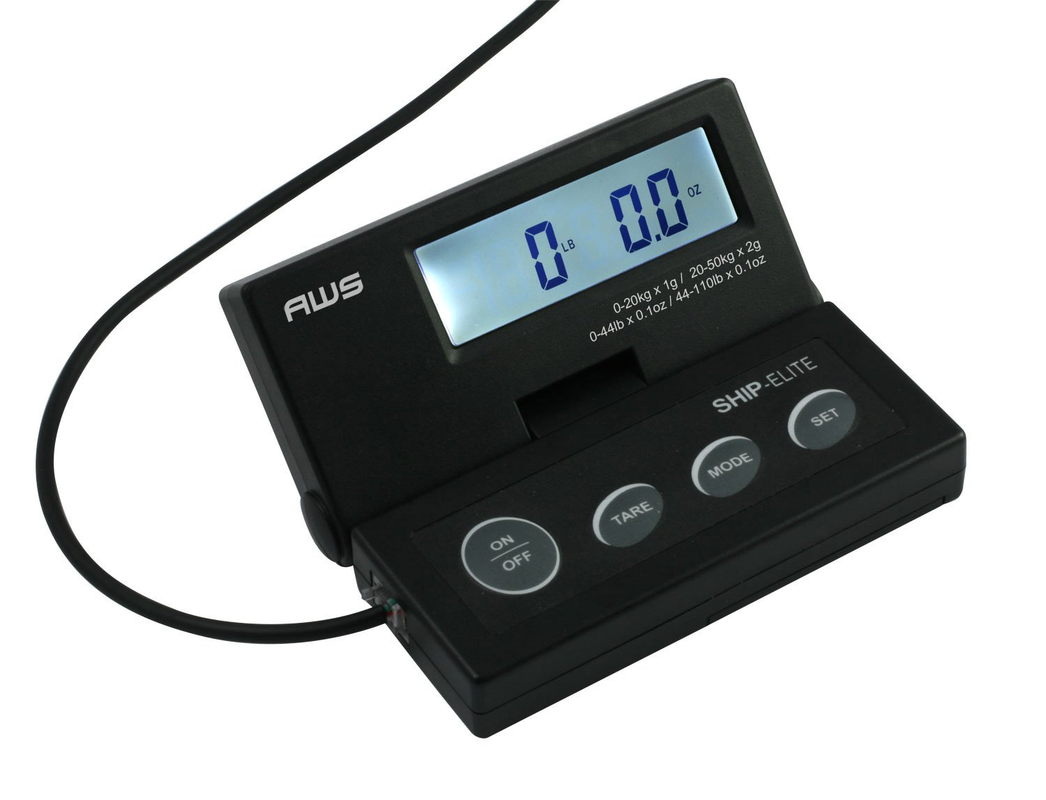 American Weigh Scales SE-50 Ship Elite Digital Shipping Scale