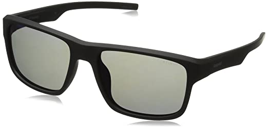 mens sunglasses polarized nwbo  Polaroid Polarized Square Men's Sunglasses