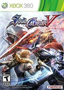Soul Calibur V - Xbox 360 Standard Edition