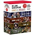 Kings And Rogues Box Set (Henry IV/ VIII/ Merry Wives) [Globe on Screen] [DVD] [2012] [NTSC]