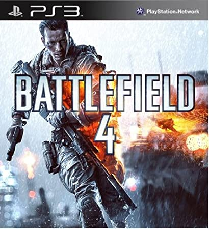 Battlefield 4 - PS3 [Digital Code]