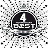 BEAST / 4th Mini Album - Lights go on again(韓国輸入盤)