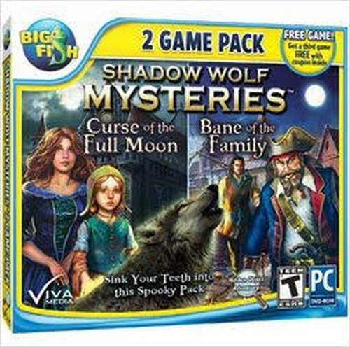 Shadow Wolf Mysteries Pack Jc - 1