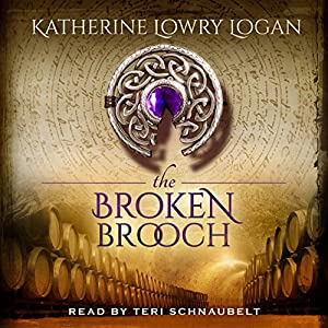 The Broken Brooch Hörbuch