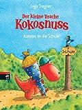Book - Der kleine Drache Kokosnuss kommt in die Schule: Band 1