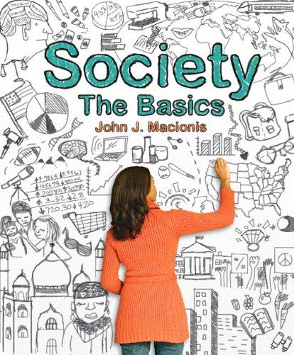 Society: The Basics (12th Edition)