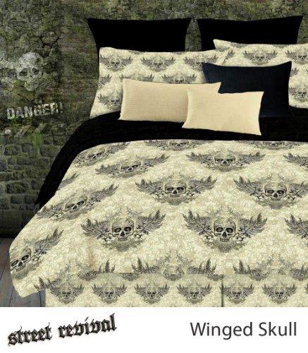 Skull Comforter Set