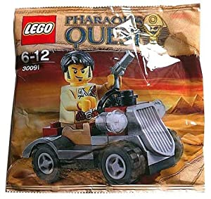 LEGO Pharaohs Quest: Desert Rover Set 30091 (Bagged)