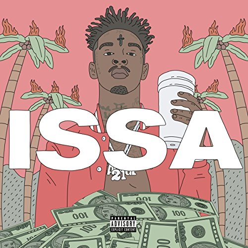 21 Savage - Issa Album [Explicit Content] (150 Gram Vinyl, 2PC)