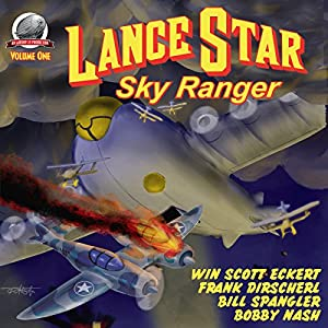 Lance Star-Sky Ranger, Volume 1 Audiobook