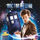 Doctor Who Mini 2011 Calendarby Danilo