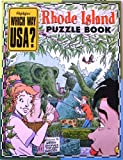 Rhode Island Puzzle Book (Which Way USA?)