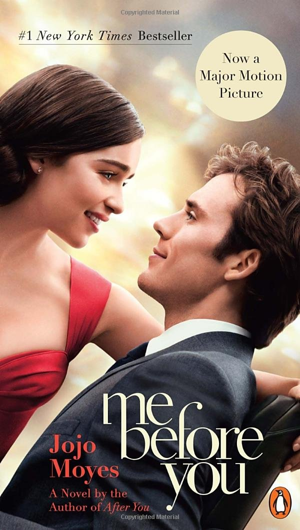 Me Before You: A Novel ISBN-13 9780143130154