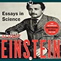 Essays in Science (       UNABRIDGED) by Albert Einstein Narrated by Mark Turetsky