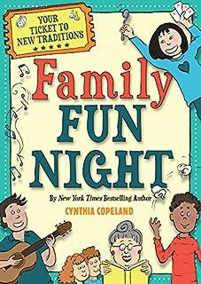 Book Cover: Family fun night