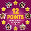 12 Points - Grand-Prix-Hits auf Deutsch Vol. 2