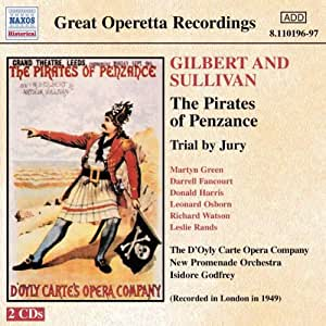 Gilbert & Sullivan: Pirates of