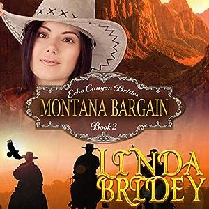 Mail Order Bride: Montana Bargain Audiobook