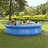 Super placa formando una piscina/Piscina familiar inflable para niños/Piscina de infantil grueso-B