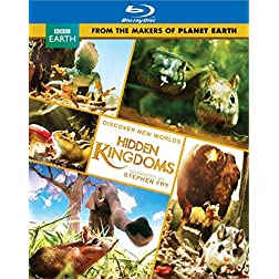 Hidden Kingdoms (Original UK Version of Discovery's Mini Monsters) (BD) [Blu-ray]