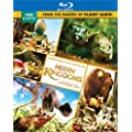 Discover New Worlds: Hidden Kingdoms [Blu-ray]