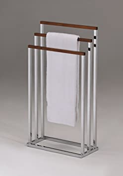 Wooden Towel Stand India
