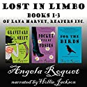 Lost in Limbo: Lana Harvey, Reapers Inc., Books 1-3 Hörbuch von Angela Roquet Gesprochen von: Hollie Jackson