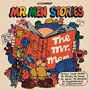 Mr Men Stories Volume 2 (Vintage Beeb) Hörbuch