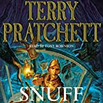 Snuff: Discworld, Book 39 (       ABRIDGED) by Terry Pratchett Narrated by Tony Robinson