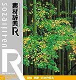 素材辞典[R(アール)] 010 四季・日本の花木