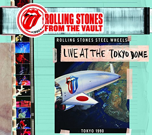 From the Vault: Live at the Tokyo Dome 1990 (1 DVD + 2 CD)