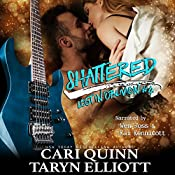 Shattered: Lost in Oblivion, Book 4 | Cari Quinn, Taryn Elliott