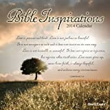 2014 Bible Inspirations Wall Calendar