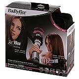 Rotating Brush Hair Styler Ionic 1000W BaByliss Beliss 2735 E Brush & Style 220-240 V NEW