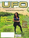 img - for UFO Magazine (Issue# 155) Crop Circles, Crop Science, Crop Math; the Orange Orb; Inner Space; Patty Greer: A Life in the Crop Circles; Colin Andrews: It's Time; Some Hidden Facts Revealed; Budd Hopkins: Abduction Research; Emma Responds (Vol. 24, No.2, Issue# 155) book / textbook / text book