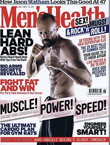 Men's Health [UK] June 2015 (単号)